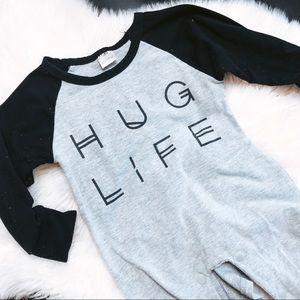 Other - Hug Life romper